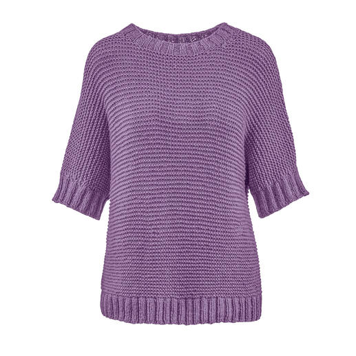 Anleitung 004 Dazzling Dreamer, Pullover aus Happiness von WOOLADDICTS by Lang Yarns