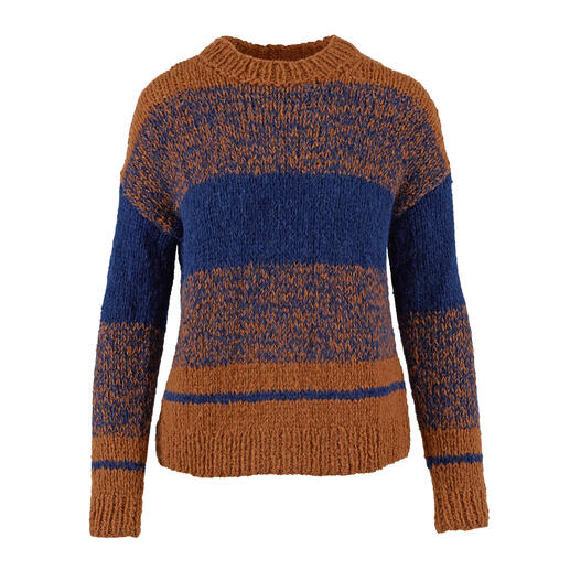 Anleitung 035 Wicked Wish, Pullover aus Water von WOOLADDICTS by Lang Yarns