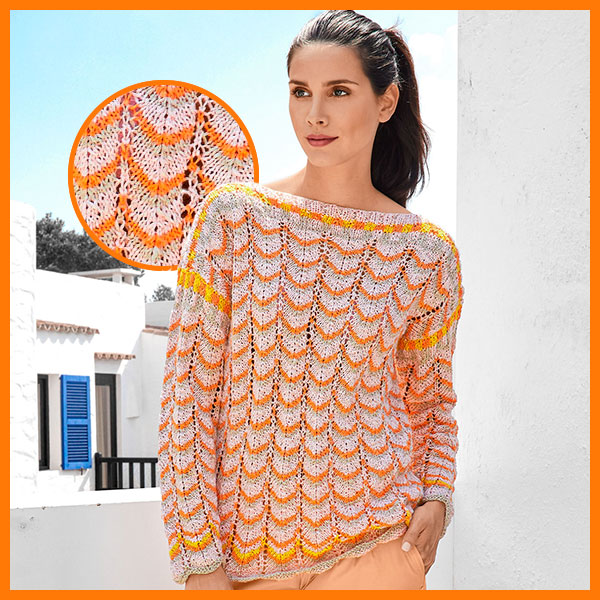 Pullover aus Varese