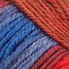 Oliv/Grau/Braun/Rot/Blau