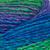 Dunkel-/Blattgrün/See-/Tintenblau/Blauviolett