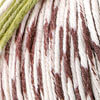 Pistaziengrün/Bordeauxviolett/Orange