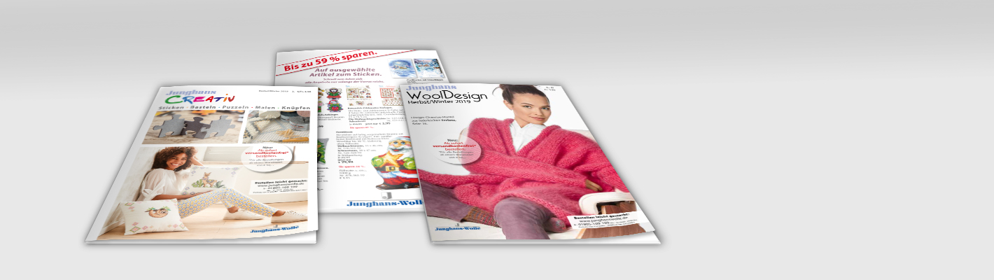 Weihnachtsdeko Kataloge Anfordern.Junghans Wolle Kataloge 2019 Jetzt Anfordern Allgemein